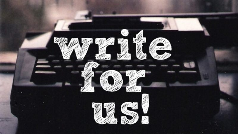 write for us.