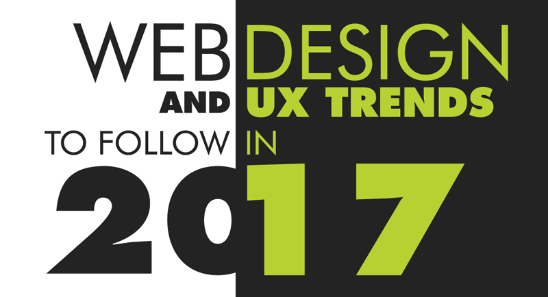 Web Design UX Trends