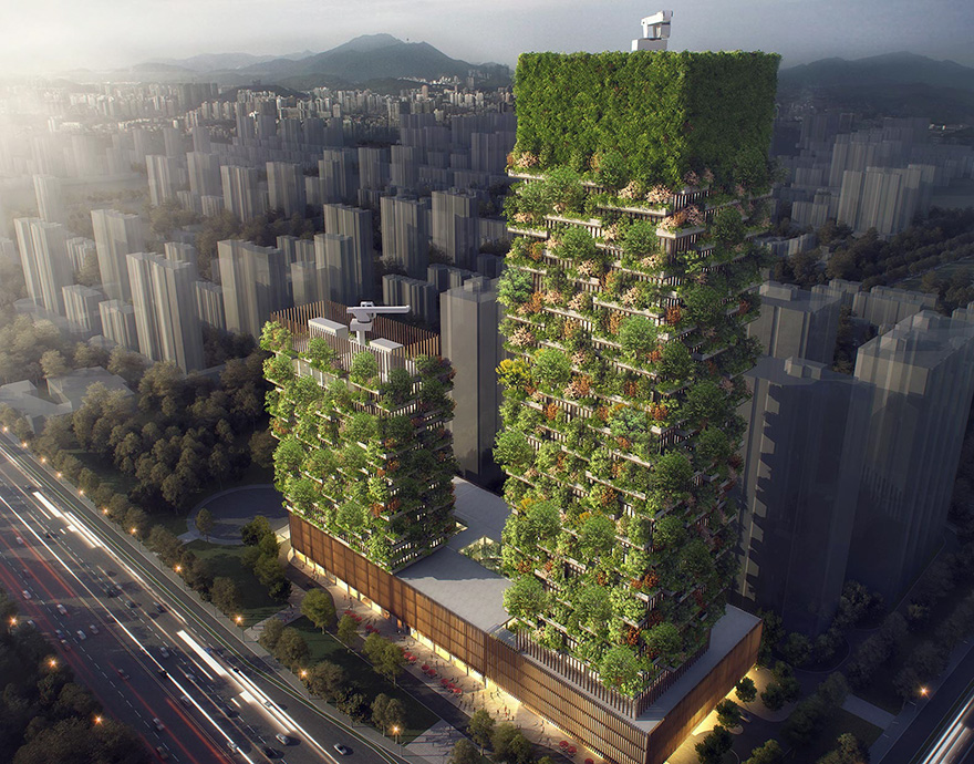 vertical forest stefano boeri china 4