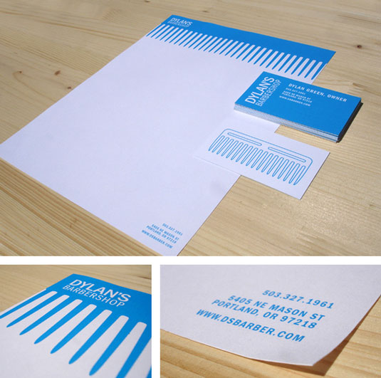 letterhead and business card 1
