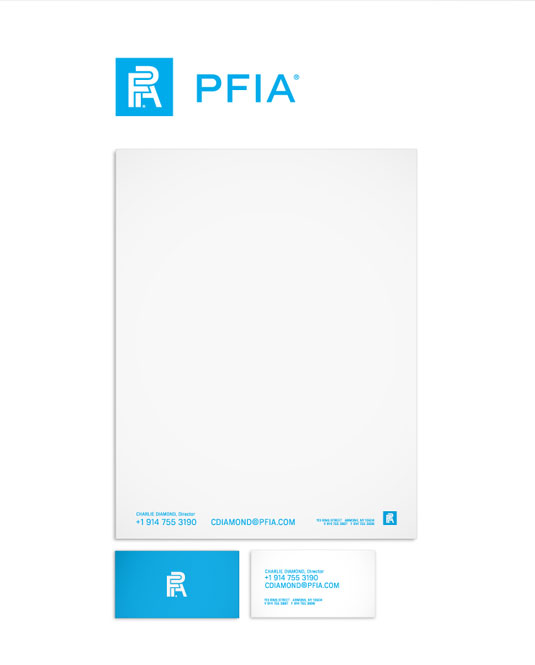 letterhead and business card 3