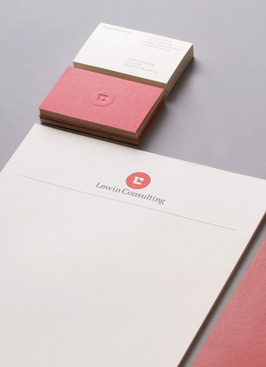 letterhead and business card 7