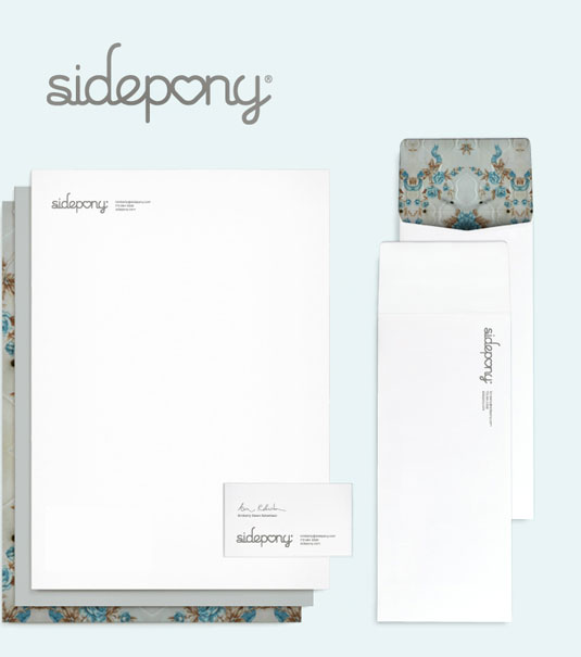 letterhead and business card 9
