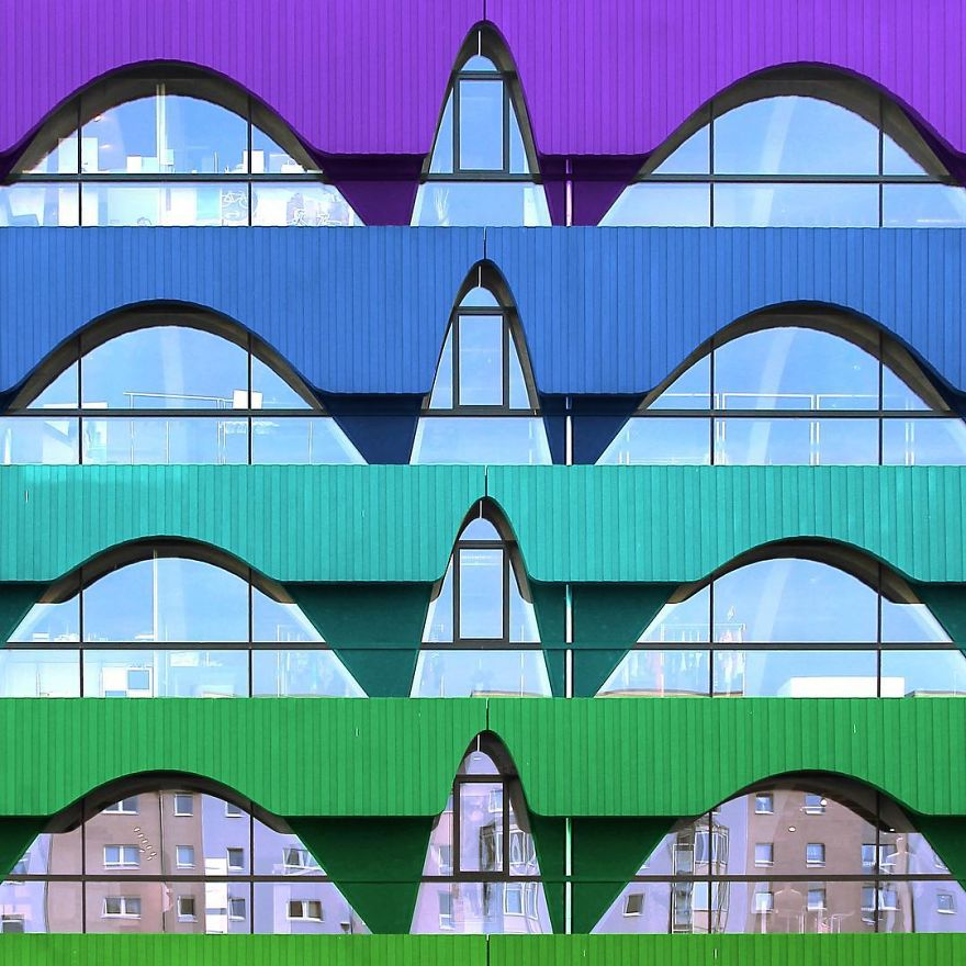 Buildings With Photoshop 30