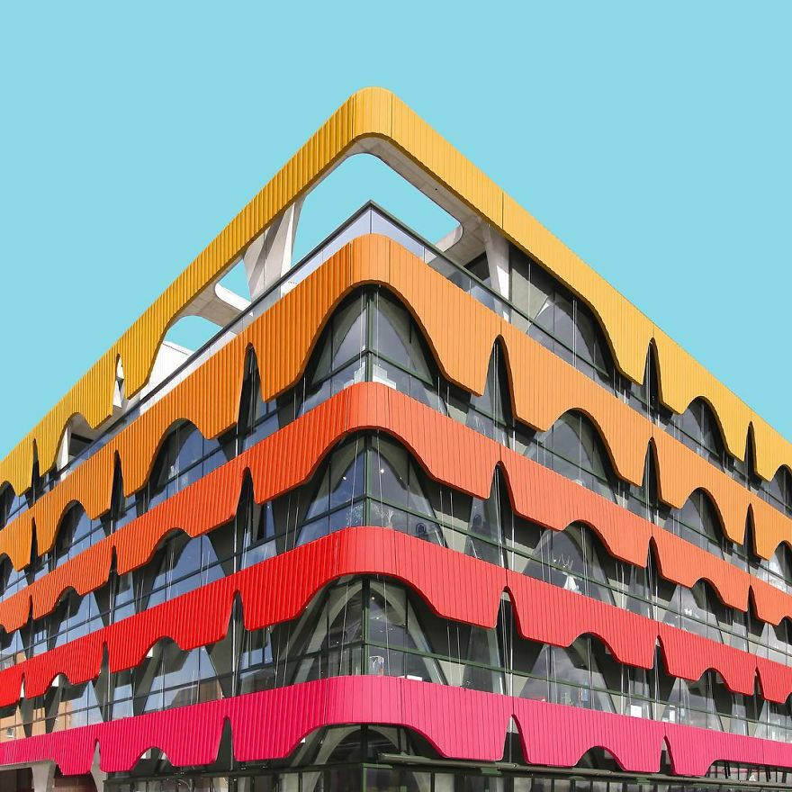 Buildings With Photoshop 32