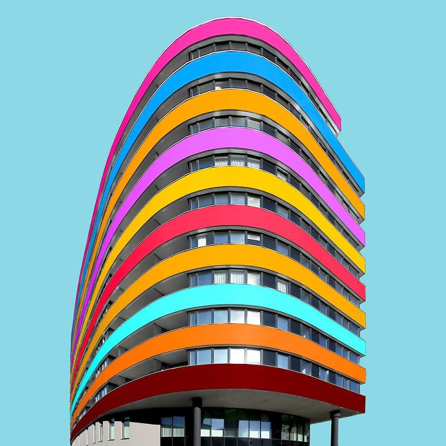 Buildings With Photoshop 47