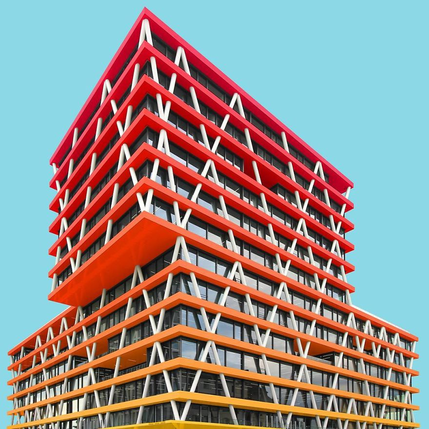 Buildings With Photoshop 50