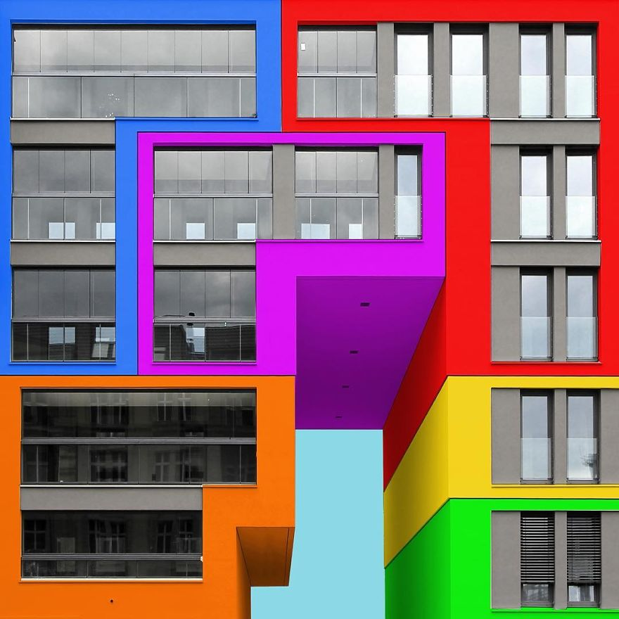 Buildings With Photoshop 66