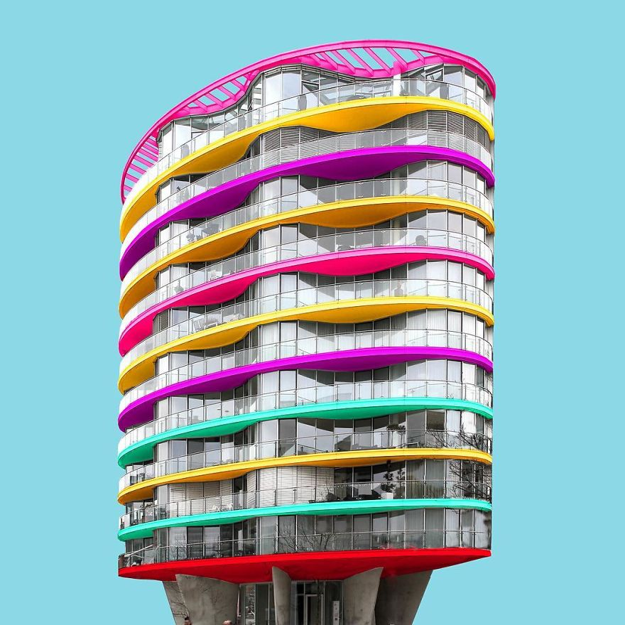 Buildings With Photoshop 79