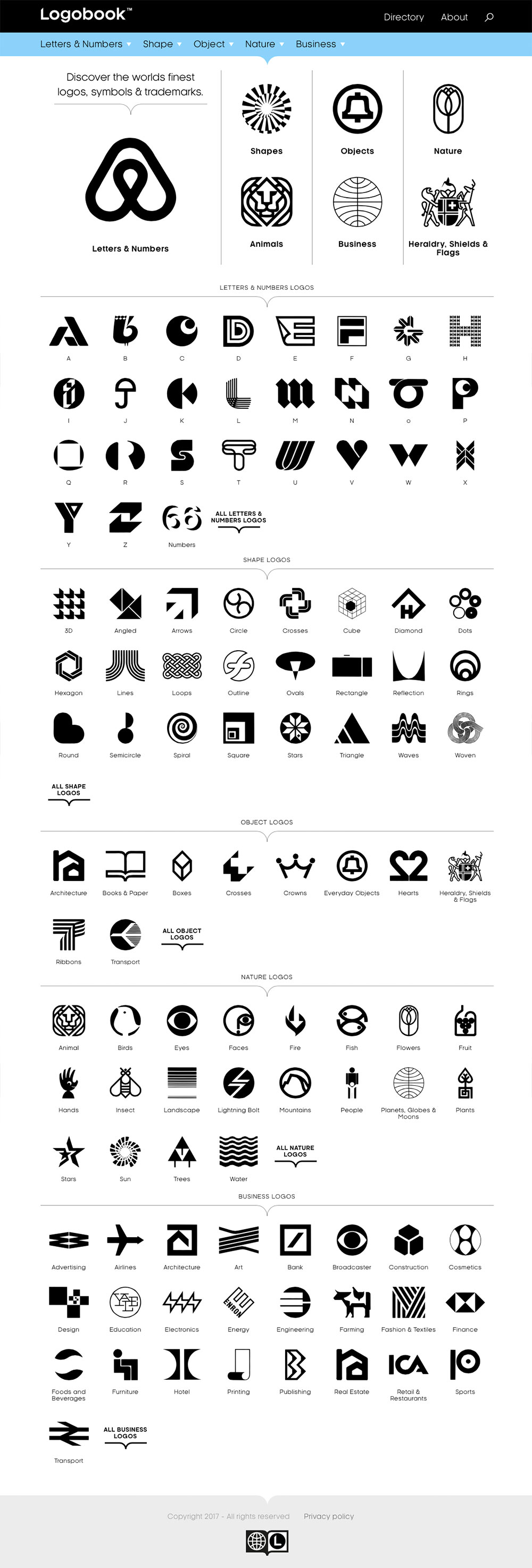 Logobook Archives The Finest Old And New Logos