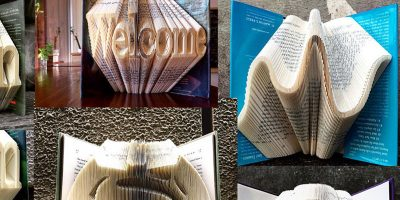 Artist Folds Books