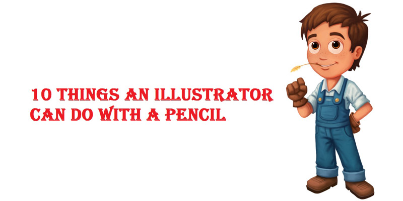 10 Things An Illustrator