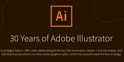 Adobe Illustrator reaches 30