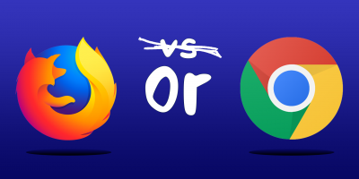 Firefox or chrome